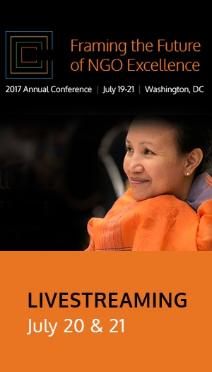 InsideNGO 2017 Annual Conference: Framing the Future of NGO Excellence