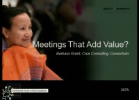 Meetings that Add Value?