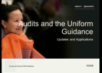 Audits and the Uniform Guidance: Updates and Applications