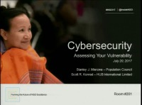 Cybersecurity: Assessing Your Vulnerability