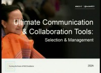 Ultimate Communication & Collaboration Tools: Selection & Management