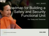 Roadmap for Building a Safety & Security Function for Today & Tomorrow