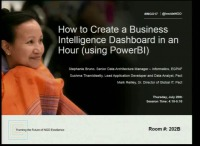 How to Create a Business Intelligence Dashboard in an Hour
